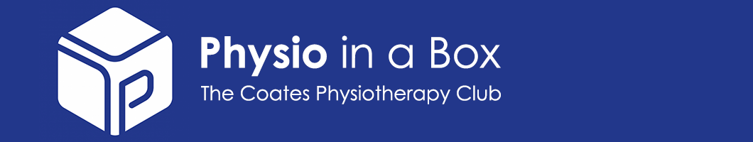 The Coates Physiotherapy Club – Physio in a box